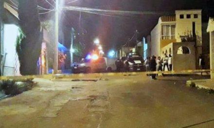 ¡Hombre fue ejecutado por 3 sujetos en la colonia El Orito en Zacatecas!