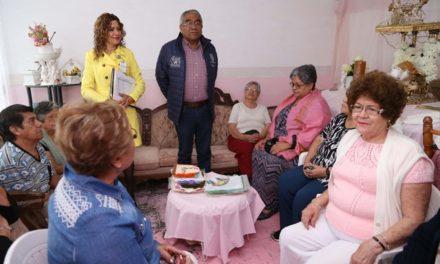 ¡Inicia DIF Municipal gira en apoyo a la nutrición de los abuelitos de Aguascalientes!