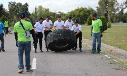 ¡Inicia la Primera Competencia Deportiva Interpolicial entre Estado y Municipio!