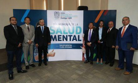 ¡Se prioriza la salud mental de los jóvenes: ISSEA!