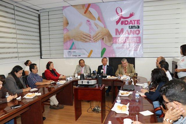 ¡Ofrece el Sector Salud más de 30 mil mastografías gratuitas!