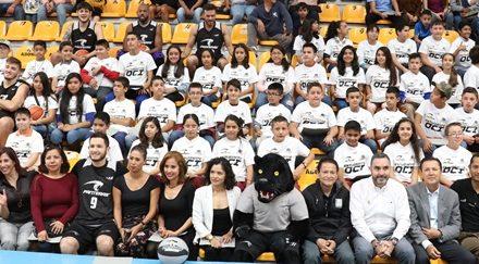 ¡Reconoce Club Panteras a alumnos destacados en la Olimpiada del Conocimiento Infantil!