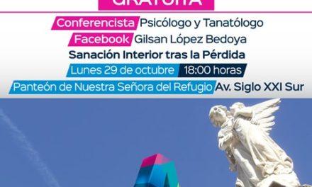 ¡Ofrece Ayuntamiento de Aguascalientes apoyo emocional especializado y gratuito a quienes han perdido a algún ser querido!