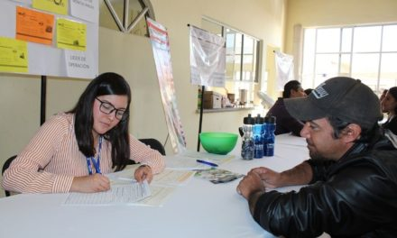 ¡Con gran participación se realiza la Jornada de Empleo Aguascalientes 2018!