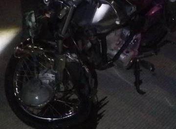 ¡Ebrio automovilista mató a un motociclista en Aguascalientes!