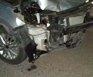 ¡Grave motociclista embestido por un ebrio automovilista en Aguascalientes!
