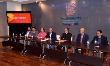 ¡Aguascalientes será sede del Torneo de la Amistad 2019!