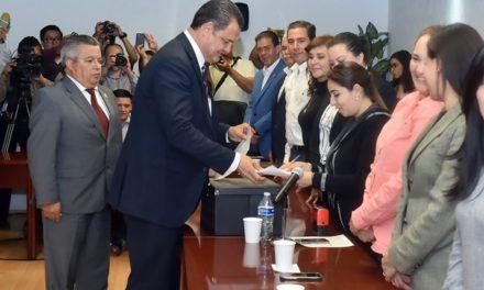 ¡Paquete económico 2019 con enfoque social y responsable para Aguascalientes!