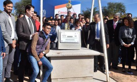 ¡Arranca la construcción del Campus de la Universidad Tecnológica Metropolitana!