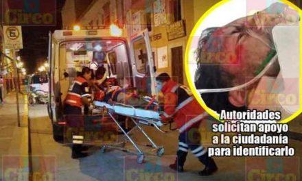 """¡Hombre murió atropellado por un auto """"fantasma"""" en Lagos de Moreno!"""