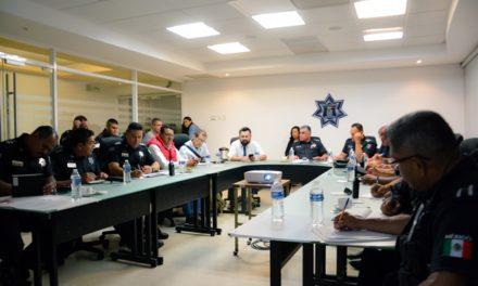 """¡""""Seguridad estará garantizada durante el 443 Aniversario de la Ciudad de Aguascalientes"""": Martínez Romo!"""