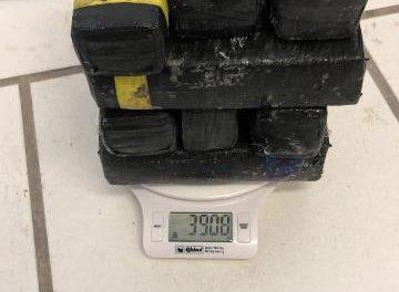 ¡Policía Federal aseguró en Zacatecas alrededor de 4 kilogramos de heroína!