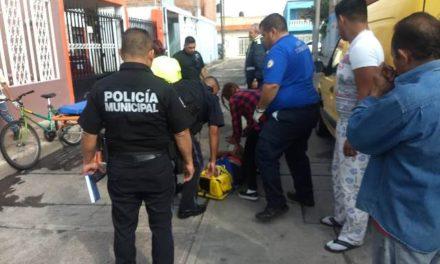 ¡Hombre intentó matarse colgándose pero cayó de la azotea de su casa y resultó lesionado en Aguascalientes!