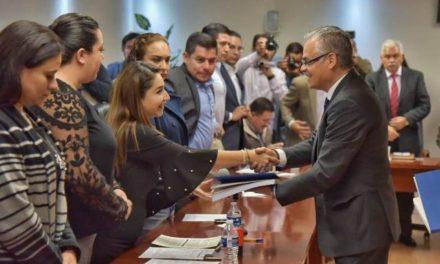 ¡Presenta Noel Mata ante el Congreso la iniciativa de Ley de Ingresos 2019!