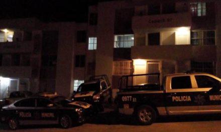 ¡Hombre se colgó con una cortina dentro de su vivienda en Aguascalientes!