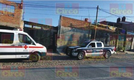 ¡Hombre murió tras caer de la azotea de su casa en San Juan de los Lagos!
