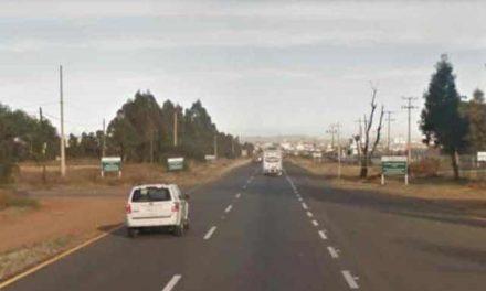 ¡Joven murió atropellada por un automóvil en Calera!
