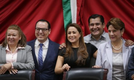 ¡Presenta Tere Jiménez proyecto de Ley de Ingresos 2019 sensible a la economía de las familias de Aguascalientes!