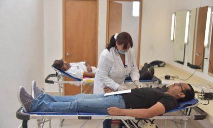 ¡Tuvo Jesús María exitosa jornada de donación altruista de sangre!