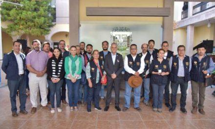 ¡Se reunió Noel Mata con alumnos de la Facultad de Arquitectura de la UNAM!