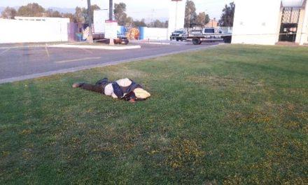 ¡La muerte sorprendió a un hombre en el Panteón San Francisco en Aguascalientes!