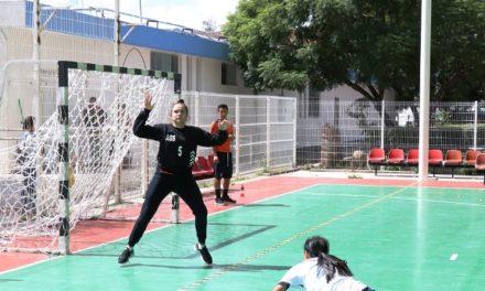 ¡Con paso firme la Liga Estatal de Handball!