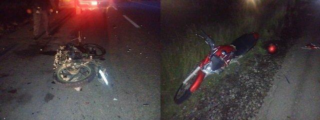 ¡Camión embistió a 4 motociclistas en Aguascalientes: 1 muerto y 3 lesionados!