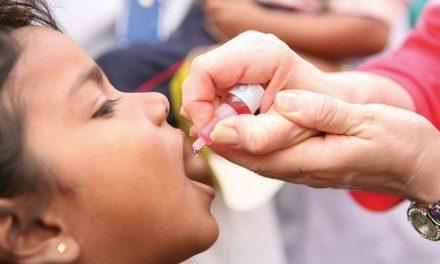 ¡Sin casos de poliomielitis en Aguascalientes!