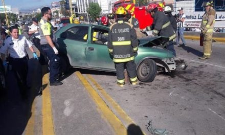 ¡Los accidentes se pueden prevenir: ISSEA!