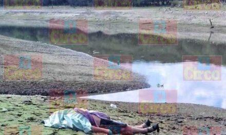 ¡Hombre murió ahogado en una presa en Unión de San Antonio, Jalisco!