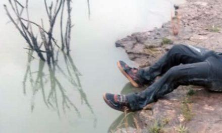 ¡Hombre murió ahogado en una represa en Lagos de Moreno!