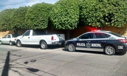 ¡2 pistoleros asaltaron a otra cuentahabiente en Aguascalientes y le robaron $47 mil!