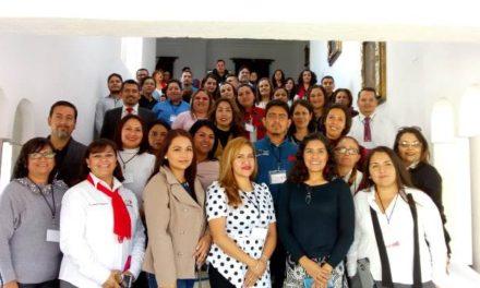 ¡Asesores técnico pedagógicos de Aguascalientes participan en Primer Encuentro Interestatal!