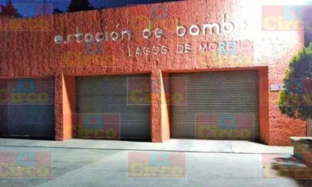 ¡La Presidencia Municipal de Lagos de Moreno cerró la Estación de Bomberos!