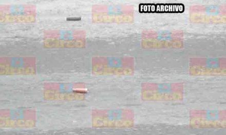 ¡Atacaron a balazos la Comandancia de la Policía Municipal de Morelos!
