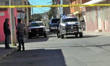 ¡2 hombres fueron ejecutados de más de 20 disparos en Fresnillo!