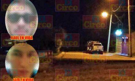 ¡Identificaron a los dos hombres ejecutados en Lagos de Moreno!