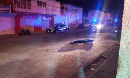 ¡Ejecutaron a un adolescente de un balazo en Aguascalientes!