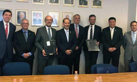 ¡Participa Gobernador de Aguascalientes en Foros Económicos de Corea y España, en la CDMX!