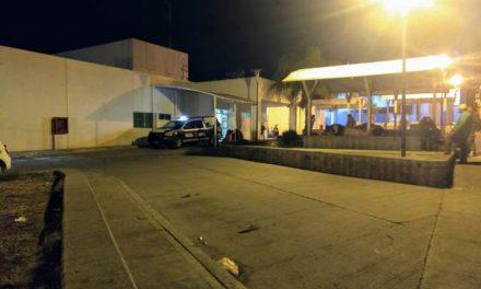 ¡Hombre intentó matarse intoxicándose con 40 pastillas y fue auxiliado por policías municipales de Aguascalientes!