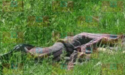¡Identificaron a hombre ejecutado y encobijado en Lagos de Moreno!
