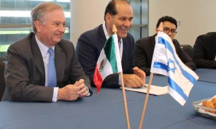 ¡Acuerda el gobernador MOS seguimiento a resultados de gira por Israel!