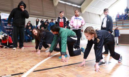 ¡Más de 85 mil alumnos participan en Ligas Deportivas Escolares Inclusivas!