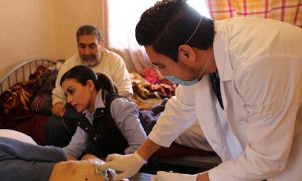 ¡Brinda ISSEA atención sin distinción: Médico en tu Casa!