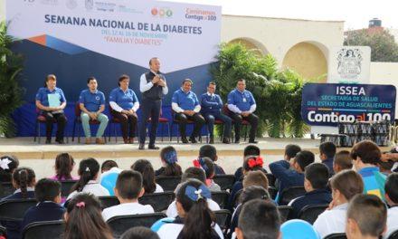 ¡La obesidad y el sedentarismo enemigos para la diabetes mellitus!