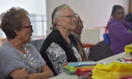 ¡Imparte DIF de Jesús María taller de concientización para un envejecimiento saludable!
