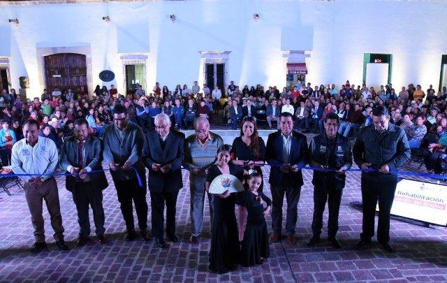 """¡""""Con un nuevo rostro iniciará festejos el Barrio del Encino"""": Tere Jiménez!"""
