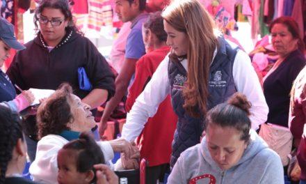 ¡Encabeza Tere Jiménez administración humana a favor de los sectores más vulnerables!