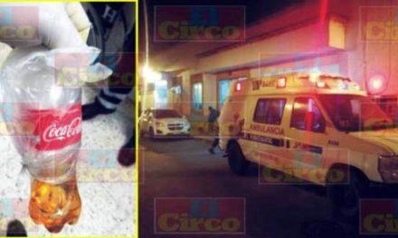 ¡Mujer intentó suicidarse intoxicándose con plaguicida en Unión de San Antonio, Jalisco!