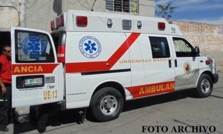 ¡Grave niño atropellado por un motociclista en Aguascalientes!
